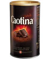 Горячий Шоколад Caotina Noir в жестяной банке 500 г.