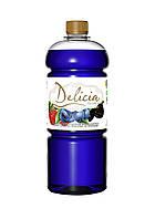 Сироп Лесные Ягоды в пластиковой бутылке ТМ Delicia 1000 г.