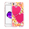 Чехол-накладка Remax Light Series for iPhone 6 Candy Hearts