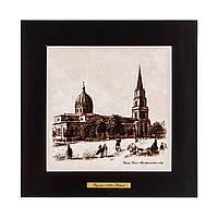 """Картина Одесса 1794  """"Соборная площадь"""" (28x28) см"""