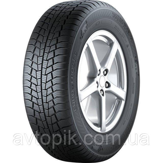 Зимние шины Gislaved Euro Frost 6 215/55 R16 97H XL