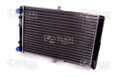 Радиатор охлаждения ВАЗ 2110, 2111, 2112  (1.5 (8 v), 1.5 (16 v) ДМЗ