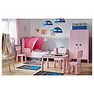 БУСУНГЕ Шкаф платяной, розовый, 802.290.08, фото 6