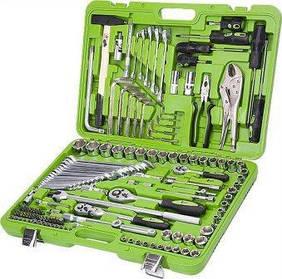 Універсальний набір інструментів Alloid НГ-4143П (143 предмети)