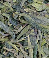Листовой чай зеленый элитный Колодец Дракона Экстра 100 г.