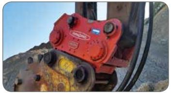 Крепежная система для навесного оборудования MAXBRIO - D BD45