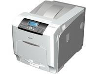 RICOH Aficio™ SPC430dn цветной лазерный сетевой принтер, формата А4.