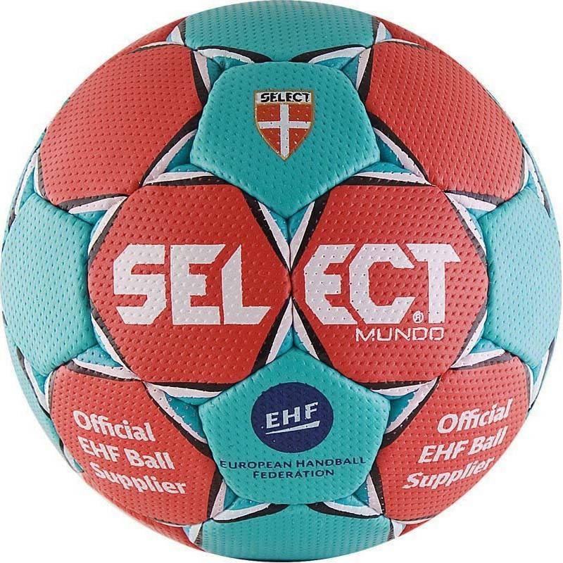 Мяч гандбольный Select Mundo размер 2, 1, 0, ассорт, фото 2