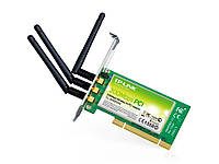 Беспроводной сетевой адаптер серии N на базе шины PCI со скоростью передачи данных до 300 Мбит/с TL-WN951N, фото 1