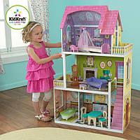 Кукольный домик для барби Флоренс с мебелью  Florence KidKraft