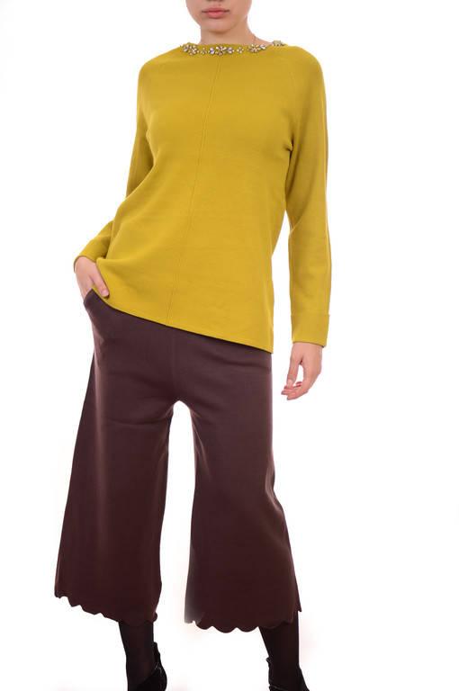 Трикотажные нарядные костюмы сток оптом Louise Orop