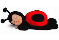 Куклы Анны Геддес от Unimax. Спящие натуралистичные пупсы.