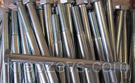Болт М18 ГОСТ 7798-70 сталь А2