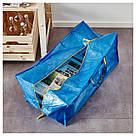 ФРАКТА Сумка для тележки, синяя, 901.491.48, фото 3
