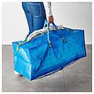 ФРАКТА Сумка для тележки, синяя, 901.491.48, фото 4