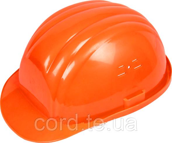 Каска будівельна (оранжева), фото 1