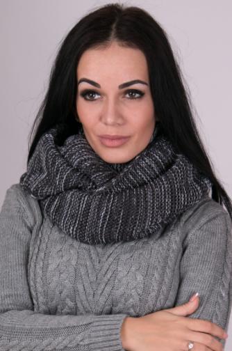 Хомут шарф - Кольцо