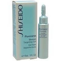 SHISEIDO Shiseido Pureness Blemish Targeting Gel  Гель для лица снимающий воспаление для проблемной кожи гель для лица 15мл