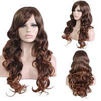 Красивый парик. Длинные волнистые волосы.