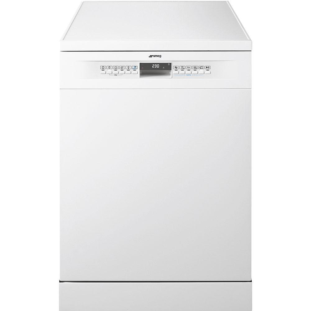 Отдельно стоящая посудомоечная машина Smeg LVS432BIT белая