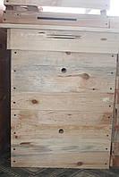 Улей для пчел корпусной на 12 рамок