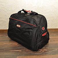 Средняя дорожная сумка на колесах Refiand 88909, 53 л