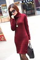 Женское платье Miranda (есть новый цвет БОРДО) Бордо