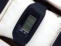 Спортивные наручные часы Skmei (фитнес-браслет, шагомер, счетчик калорий) черного цвета , фото 1