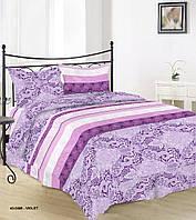 Комплект постельного белья семейный 40-0888 violet