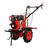 Мотоблок WEIMA WM1100AЕ (дизель 6л.с., электростартер, колеса 4.00-10) Бесплатная доставка