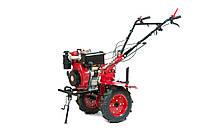 Мотоблок WEIMA WM1100ВЕ (дизель 9л.с., электростартер, колеса 4.00-10) Бесплатная доставка