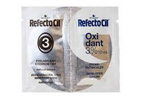 Пробник краски RefectoCil №3 Натурально-коричневый. 1+1мл