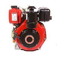 Двигатель дизельный Weima WM178F (вал под шлицы) (для мотоблока WM1100) 6.0 л.с.