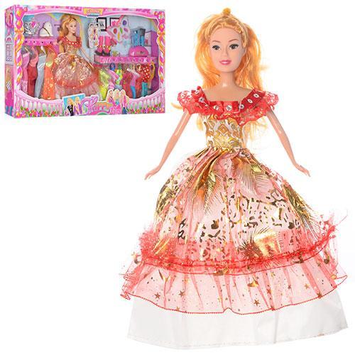 Кукла с нарядом 662-4