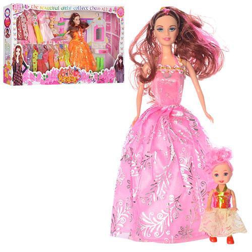 Кукла с нарядом 8865D