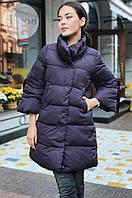 Куртка теплая, материал плащевка, Наполнитель: холофайбер  Цвет-черный,т/синий, розов Китай гн №319-780
