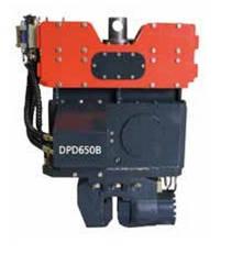 Вибропогружатель базовий DPD650B / Pile Driver (Basic Type) DPD650B