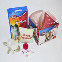 Trixie TX-9266 Новогодний подарок для кошек (5 шт)