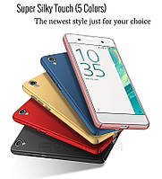 Пластиковый чехол Fox для Sony Xperia XA F3112 (5 цветов)