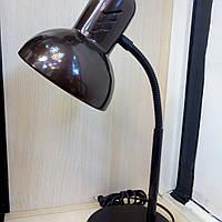 Настольная лампа на высокой ножке