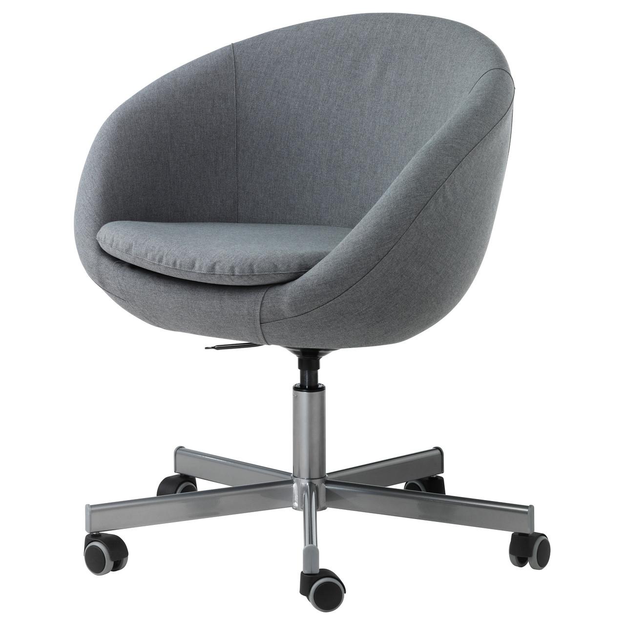 СКРУВСТА Кресло, серое , 302.800.04