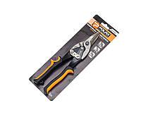 Ножницы по металлу Polax 250 мм прямые