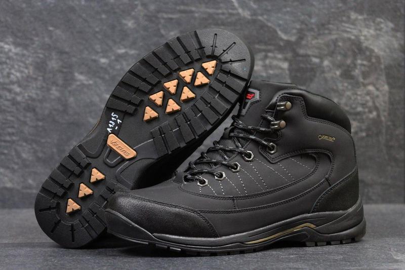 55c2a5fc086a62 ... Чоловічі зимові кросівки Ecco Proof чорні (3526), ...