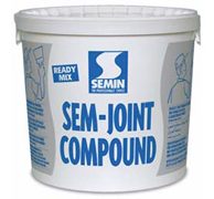 Sem Joint Compaund 25кг (финишная шпаклевка) ТМ Semin (Франция)