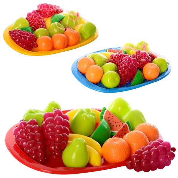 Набор Фрукты-овощи Поднос фруктовый десерт 379 в.2