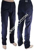 Джинсы на Мужское тёплые брюки LS 9143 (29-38)