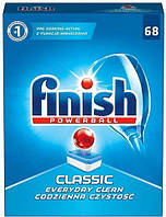 FINISH Classic таб. для посудомоечных машин, 68 шт.