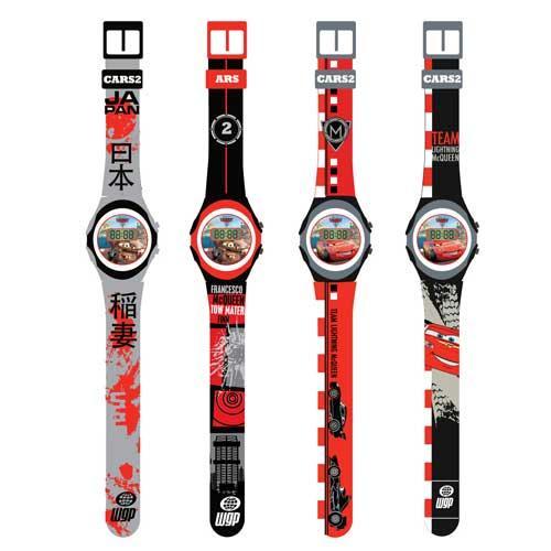 Годинник Тачки (5 функцій: місяць, дата, години, хвилини, секунд
