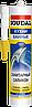 Герметик силикон. санит. белый 300мл