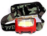 Фонарь головной Bailong BL-S916,(NF-T835) лента 20 светодиов, AAA